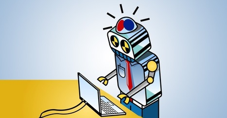 Meet the Robots Reading Your Resume | University Recruitment | Scoop.it
