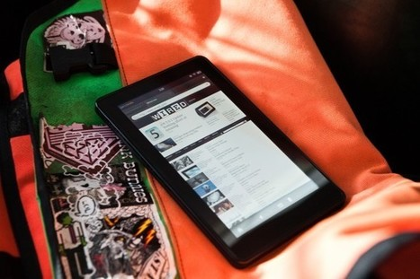 Thanks to Amazon, Android Could Overtake iPad by 2016 | eLearning tools | Scoop.it