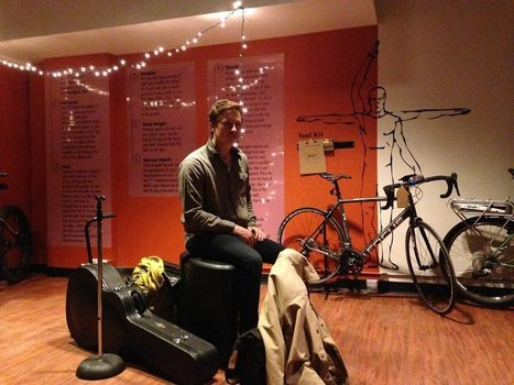 Callahan   Live music & tuneups @ Central District Cyclery   Grand Rapids urban living   Scoop.it