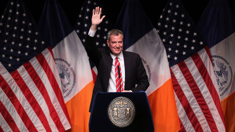 De Blasio Plans a Minimum Wage and City ID Cards   Labor Movements & Social Affairs in USA   Scoop.it
