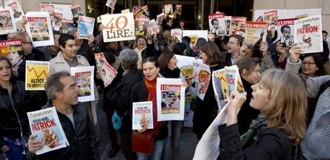 Plan social à L'Express: les salariés restent dans le doute | DocPresseESJ | Scoop.it