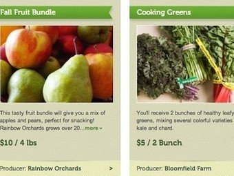 Farmigo Brings Your Local Farmer's Market to the Web | Vertical Farm - Food Factory | Scoop.it