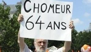 Petition : Stop au chômage des seniors ! | CADRES SENIORS ET CHEFS D'ENTREPRISE EN REBOND | Scoop.it