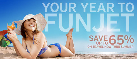 Funjet Vacations - Deals | Caribbean Vacation Promotions | Scoop.it