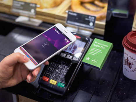 Apple Pay Launches In France | ZDNet | MOBILE | Scoop.it