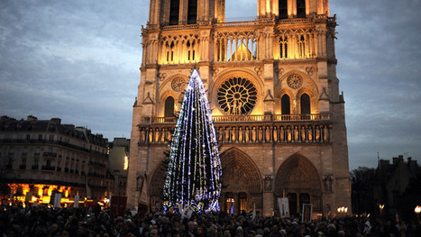 Christmas blessings from Russia: Moscow helps Paris fund Notre Dame X-mas tree | STRATEGIC COMMUNICATIONS & PUBLIC DIPLOMACY | Scoop.it