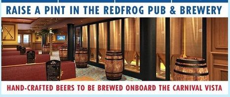 Carnival Vista Redfrog Pub & Brewery | TLC TravelS' Tours & Cruises! | Scoop.it