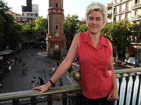 Entrevista a Imma Sust, pregonera de la Festa Major de Gràcia 2016 | Plaça Lesseps | Scoop.it