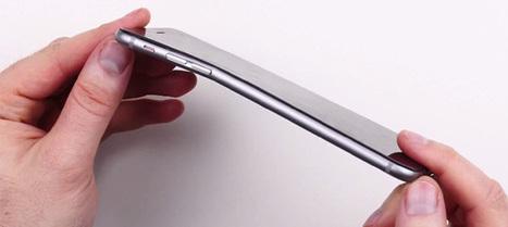 Votre iPhone 6 se plie dans la poche - Le blog Issentiel | Tendances mobiles - Technology & Lifestyle | Scoop.it