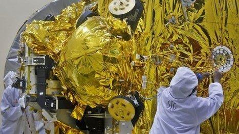 India launches spacecraft to Mars   recentia   Scoop.it