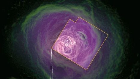 This Is the Last Thing Japan's Lost Black Hole Satellite Saw Before It Died | More Commercial Space News | Scoop.it