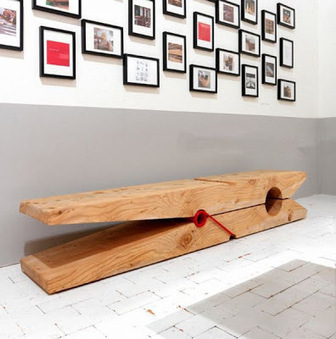 26 Cool and Creative City Benches ~ Damn Cool Pictures | Creative Direct Mail | Scoop.it