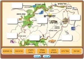 ירושלים שלי: אתר חדש לילדים - חדר החדשות - על הגובה: ממשל זמין לילדים | Jewish Education Around the World | Scoop.it