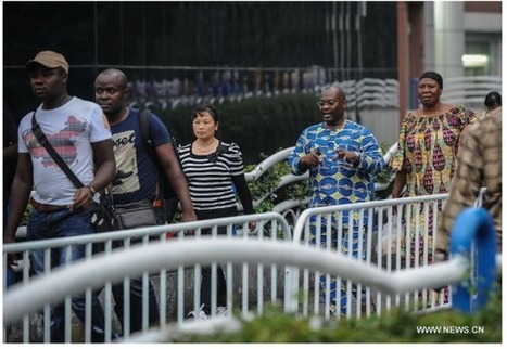 Africans in China | Africa In China | Scoop.it