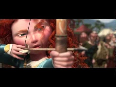 NEW Brave trailer – Disney Pixar – Only at the Movies June 21 « Safegaard – Movie Theater | Machinimania | Scoop.it