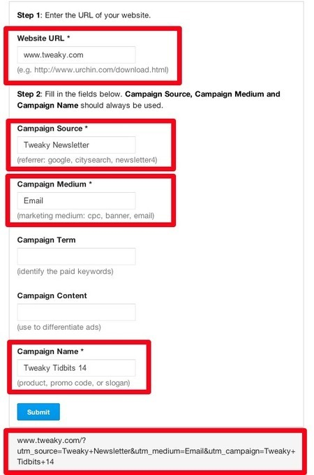 How to – Google Analytics Email Tracking   The Tweaky Blog   Business Development   Scoop.it