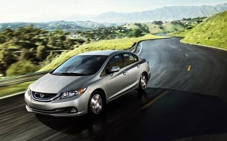 Plethora of Honda Civic Hybrid Cars in Los Angeles   Honda Cars   Scoop.it