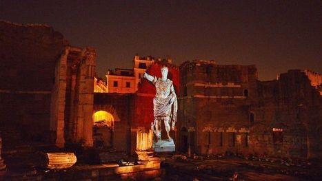 À Rome, la maison d'Auguste renaît à terme   Bibliothèque des sciences de l'Antiquité   Scoop.it