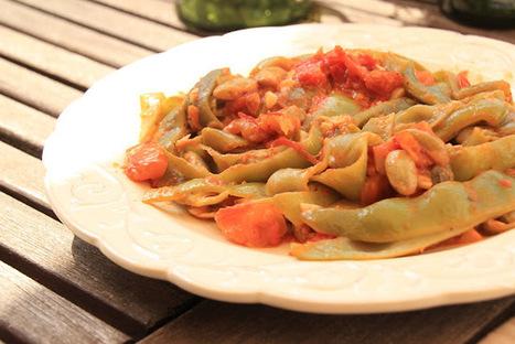 As Minhas Receitas: Feijão Verde Estufado com Tomate | Foodies | Scoop.it