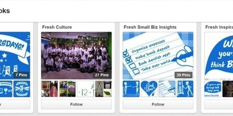 Pinterest Primer (Part 2): How B2B brands pin - B2B News Network | SOCIAL MEDIA | Scoop.it