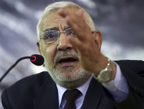 Islamic groups are undemocratic, says Abul-Fotouh | Égypt-actus | Scoop.it