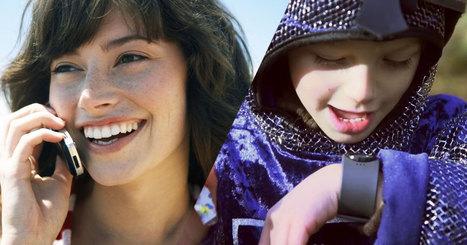 Restez connecté avec votre enfant grâce au bracelet Tinitell qui vous permettra de le joindre à tout moment | It's a geeky freaky cheesy world | Scoop.it
