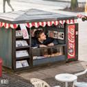 Un minuscule kiosque Coca-Cola à Berlin   Communiquer en entreprise !!!   Scoop.it
