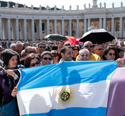 In Argentina, pope's impact has moved beyond spiritual realm | Catholic Church in Latin America | Scoop.it