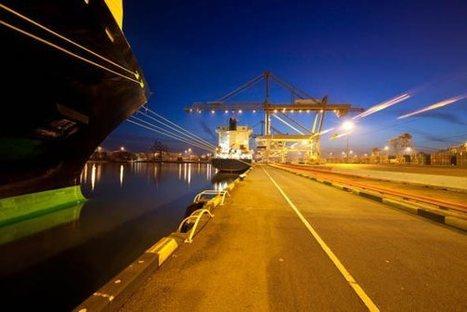 [ROTTERDAM] Port of Rotterdam Blockchain Project   Port of Technology   Quick News Ports européens   Scoop.it