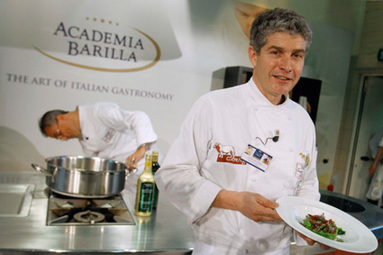 Italian named world's top pasta chef for recession-inspired dish - ABS CBN News | Italian food in Miami | Scoop.it