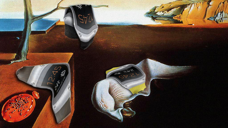 Photoshop Contest: Put a Galaxy Gear Into an Iconic Historical Image | Redouane | Scoop.it