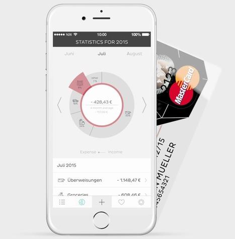 Trois mois avec Number26, la banque trop en avance sur son temps | Innovation - New business | Scoop.it