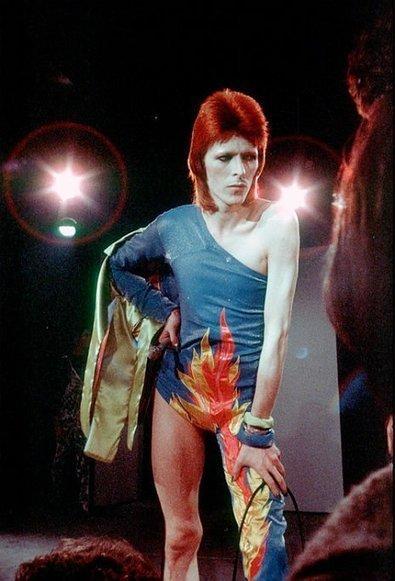 Ziggy Stardust's last stand: David Bowie's '1980 Floor Show' Midnight Special | B-B-B-Bowie | Scoop.it