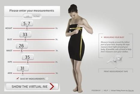 Et si les cabines virtuelles étaient la panacée du commerce online ? | Business, marché du luxe, e-commerce et omnicanalité | Scoop.it