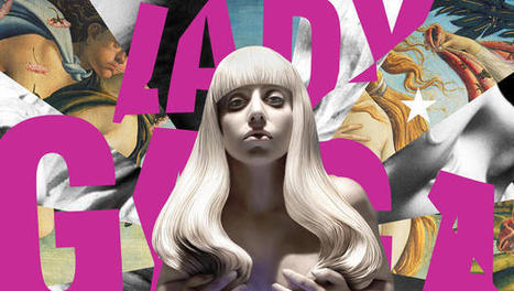 Rockstar Graphic Designers Critique Lady Gaga's ARTPOP Album Cover | ArtraveGraphic | Scoop.it
