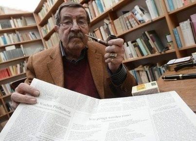 Günter Grass réfute tout antisémitisme | La-Croix.com | BiblioLivre | Scoop.it