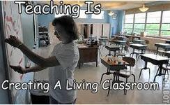MzTeachuh: Teaching Is Creating A Living Classroom | Technology in Art And Education | Scoop.it