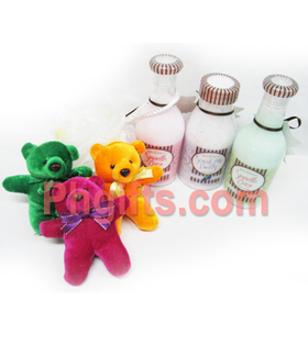 Order Bath and Body Package for your aunt with small teddy bear. Deliver anywhere in Philippines. | MOTHER'S DAY GIFT IDEAS | Scoop.it