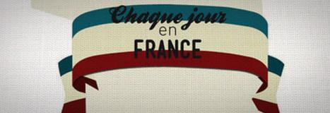 Découvrez ce qu'il se passe chaque jour en France (vidéo) | Remue-méninges FLE | Scoop.it