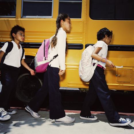 Absentismo escolar en Estados Unidos [EN]   Orientación Educativa - Enlaces para mi P.L.E.   Scoop.it