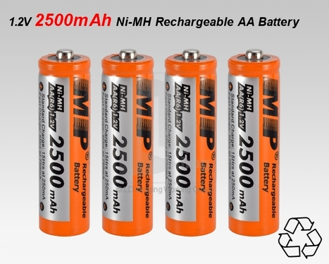 Buy Cheap Universal Batteries, Rechargeable Li-ion Battery, Rechargeable AA Batteries from LinkDelight | Camera Accessories | Scoop.it