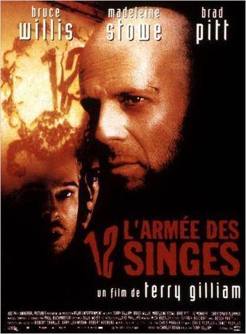 [cinéma en ligne - SF] L'Armée des Douze Singes (de Terry Gilliam) | Imaginaire et jeux de rôle : news | Scoop.it