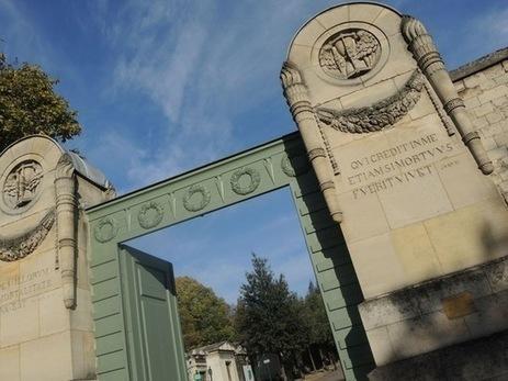 Le cimetière du Père Lachaise fascine toujours - La Croix | Paris pepites | Scoop.it