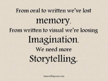 """The kids have no imagination!"" 
