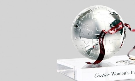Women Entrepreneurs! Apply For the $20,000 Cartier Women's Initiative Awards | Collective Changes - Global Mentoring for Women SMEs | Scoop.it