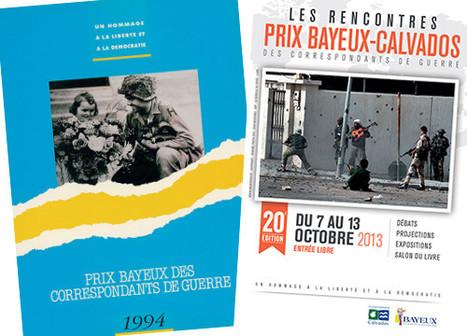 Le Prix Bayeux fête ses 20 ans | DocPresseESJ | Scoop.it