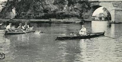 Les bateaux d'antan vont tanguer sur l'eau - #Châtellerault   ChâtelleraultActu   Scoop.it