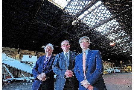 Concorde home 'would celebrate region's historic aviation links ...   Could the recent unclaimed National Lottery windfall of £64 million in some way save Bristol's Filton Airport?   Scoop.it