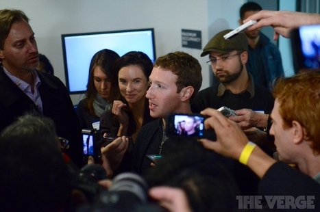 Facebook plans suite of standalone mobile apps for 2014 | mobile communication | Scoop.it