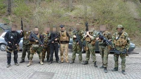Un jeu de rôle dans les Ardennes belges confondu avec un entraînement jihadiste   Grandeur Nature   Scoop.it